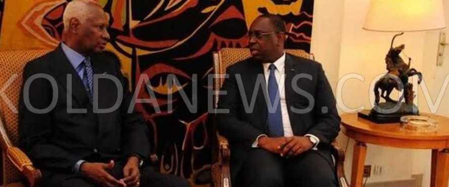 Abdou Diouf se retirera de la vie publique après le sommet de la Francophonie qui aura lieu à Dakar