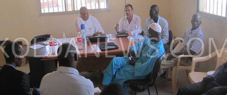 Vélingara Electrification rurale, Technologie de l'information et de la communication