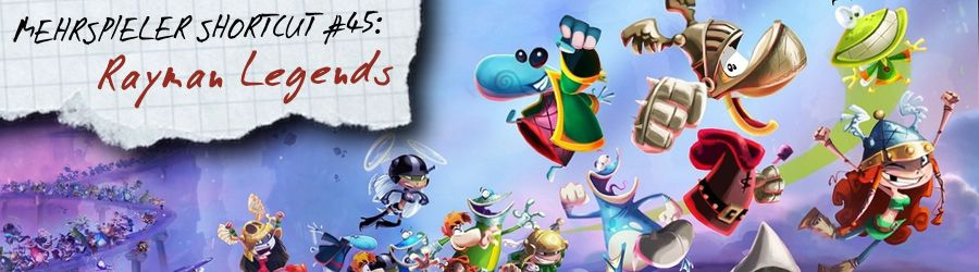 Mehrspieler Shortcut #045: Rayman Legends