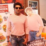 Arya at KFC Chicken Shop Taste Event Stills