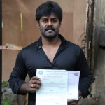 Actor Vishal's Team filed their nominations for Producer Council Elections (8)
