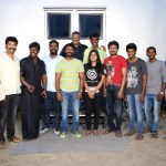 Udhayanidhi - Manjima Film Shooting Wrap Up Stills (5)