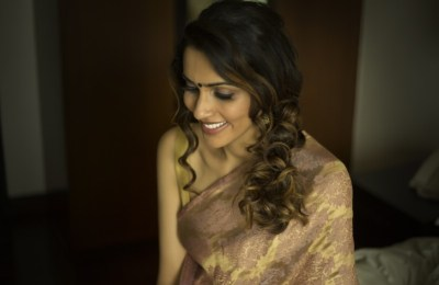 Actress Akshara Gowda (22)