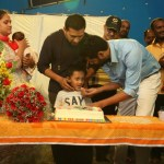 Gulebagavali Team Celebrated Choreographer Jani Master Birthday Photos (2)