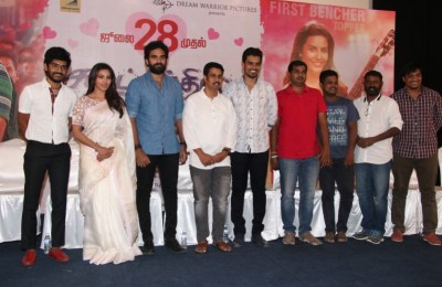 Kootathil Oruthan Movie Press Meet Photos (55)