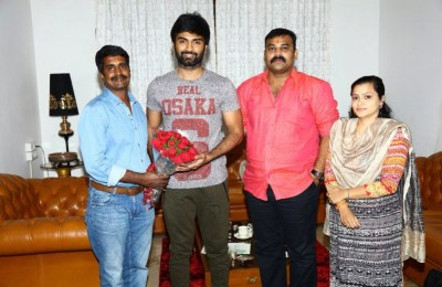 Director R.Kannan & Actor Atharvaa