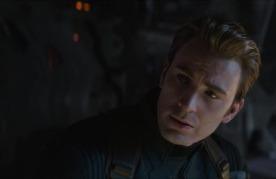Marvel Studios' AVENGERS: ENDGAME..Captain America/Steve Rogers (Chris Evans)..Photo: Film Frame..©Marvel Studios 2019