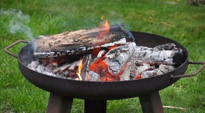 Kartoffelfeuer, Stockbrot, Junge Familien, Kolping