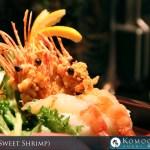 Ama Ebi (Sweet Shrimp)