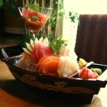 Lunch Special: Sashimi Combo