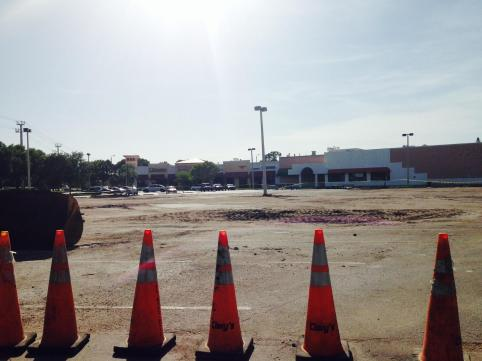 Komoon Bonita Springs Parking Lot Construction