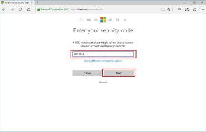 enter-security-code-microsoft-account