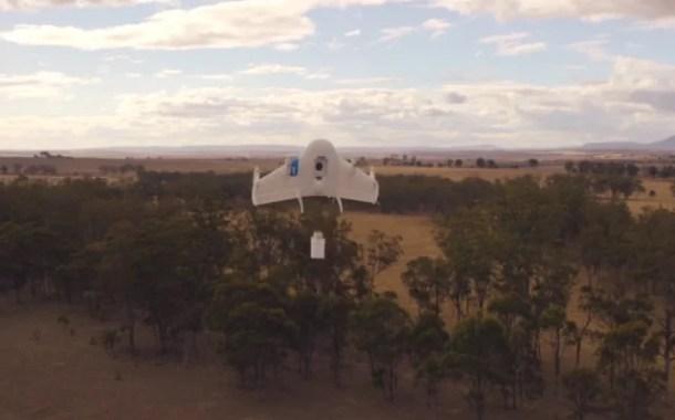 Google'ın İnsansız Hava Aracı Project Wing