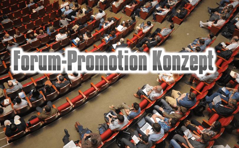 forum-promotion-konzept