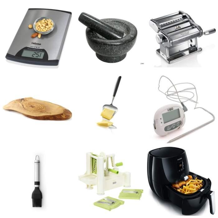 De leukste cadeaus voor kookliefhebbers