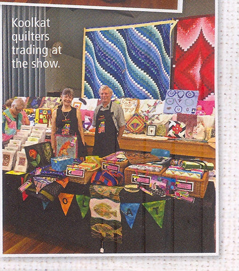 NEW Australian Patchwork and Quilting Magazine Special Edition Vol 15 # 1 NEW