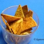 Πώς θα φτιάξετε Σπιτικά Τσιπς Τορτίγιας (tortillas)