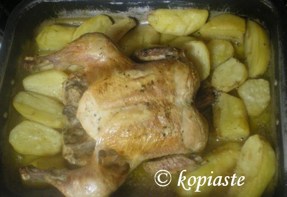 roasted chicken new