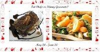 Fat chefs or skinny gourmets logo