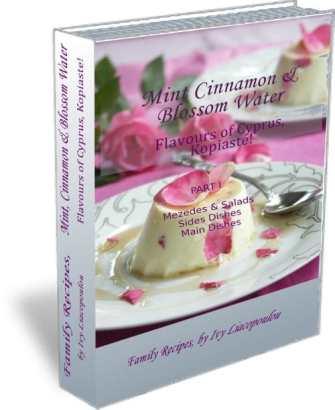 3D Mint Cinnamon & Blossom Water