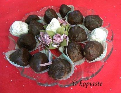 Chocolate Citrus Amygdalota