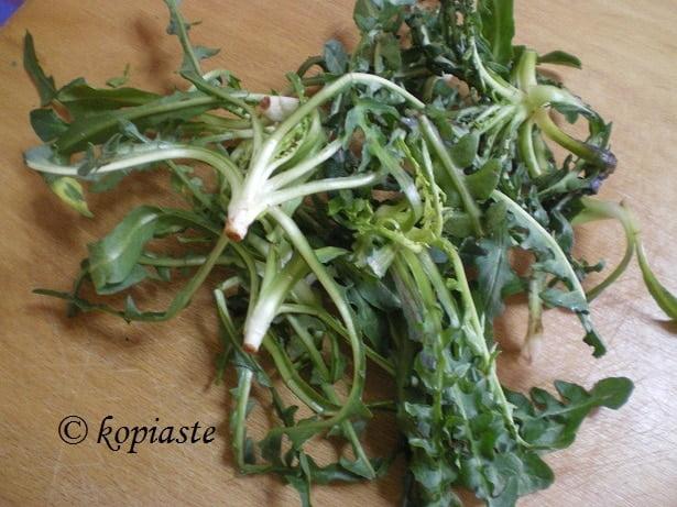 stamnaggathi  Cichorium Spinosum