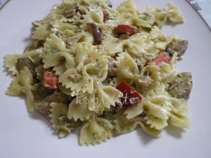 farfalle-with-pesto