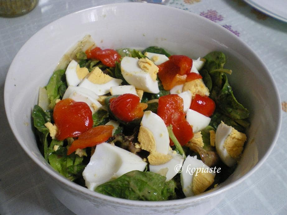 spinach-and-egg-salad