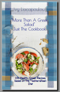 Thubnail of More than A Greek Salad Just The Cookbook