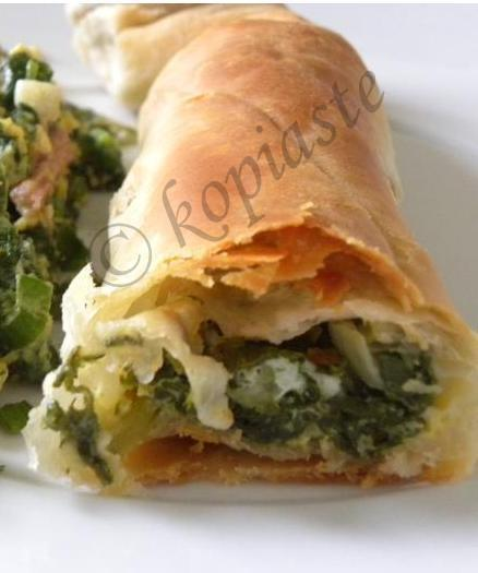 Marked spanakopita strifti Kafkalithres Kagianas 2