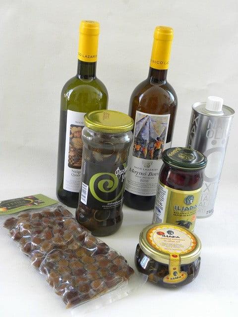 Greek products
