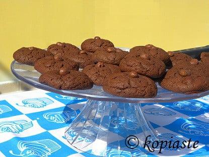 Chocolate cookies2