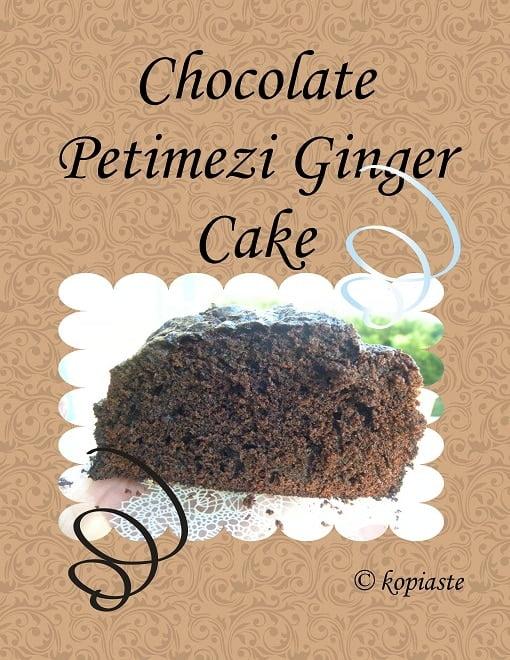 Ginger Petimezi cake-001