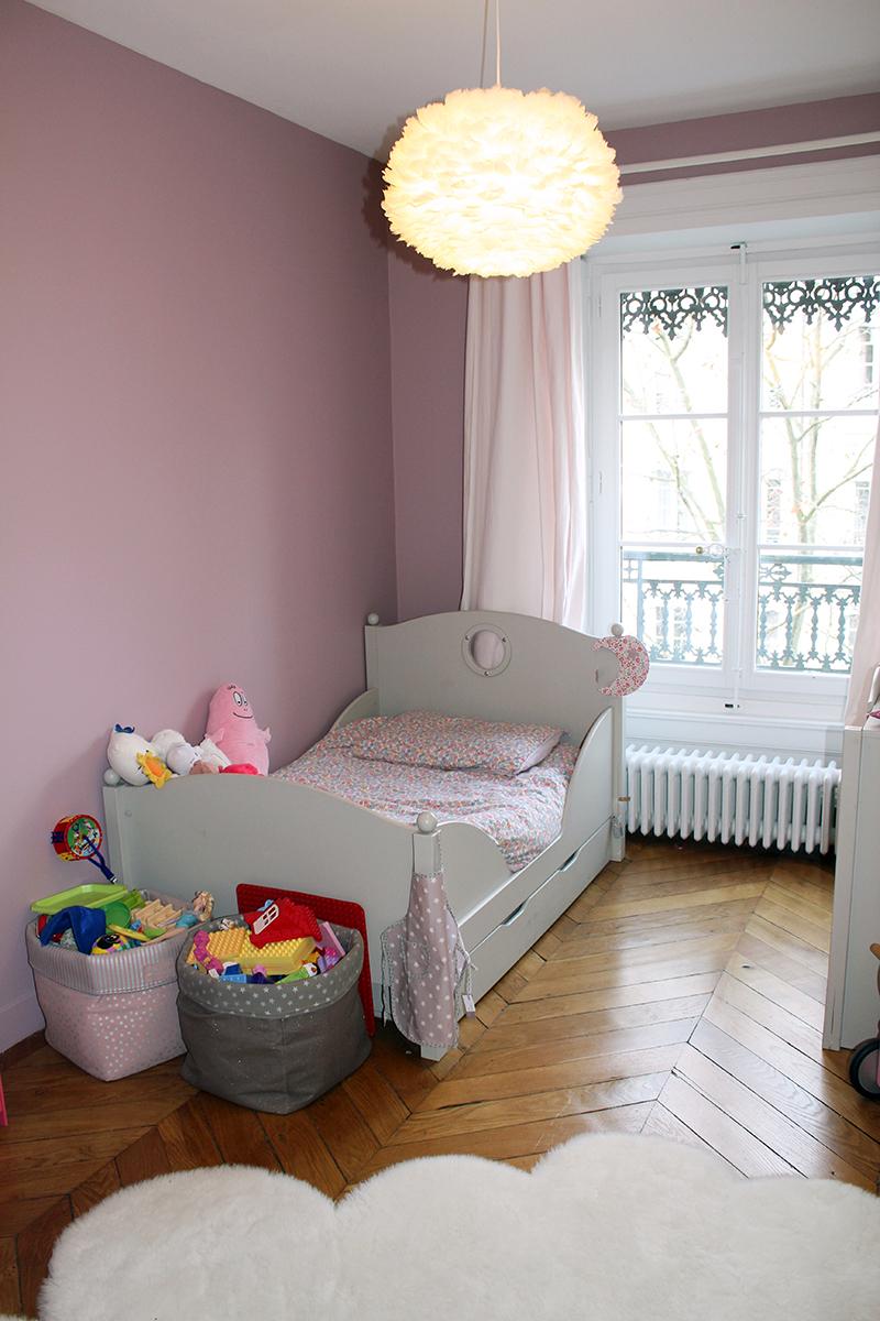 La chambre rose de Juliette - Kopines