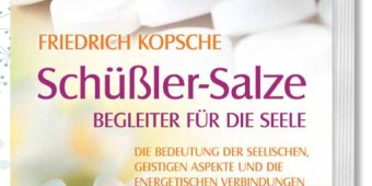 Schüssler Salze neues Buch