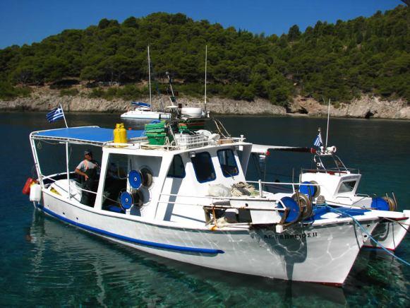 Fisherman-Kefalonia