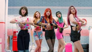 "EXID's ""Hot Pink"" MV / Yedang Entertainment"