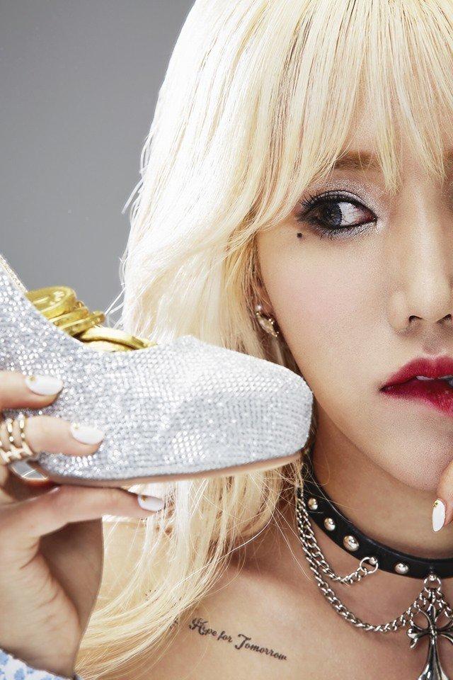 Image: 4TEN Hyeji / Jungle Entertainment