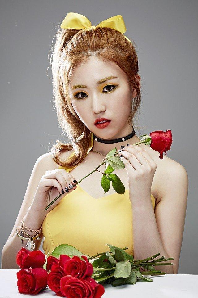 Image: 4TEN Hyejin / Jungle Entertainment