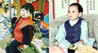 Image: BIGBANG Taeyang and T.O.P's Instagram