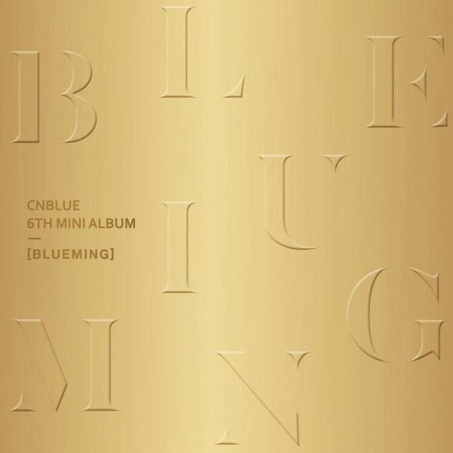 Image: CNBLUE Blueming EP / FNC Entertainment