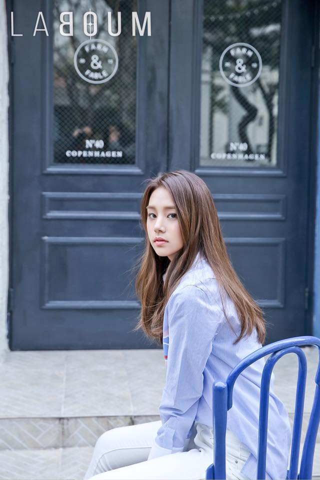 Image: LABOUM's Solbin Fresh Adventures / LABOUM's Facebook