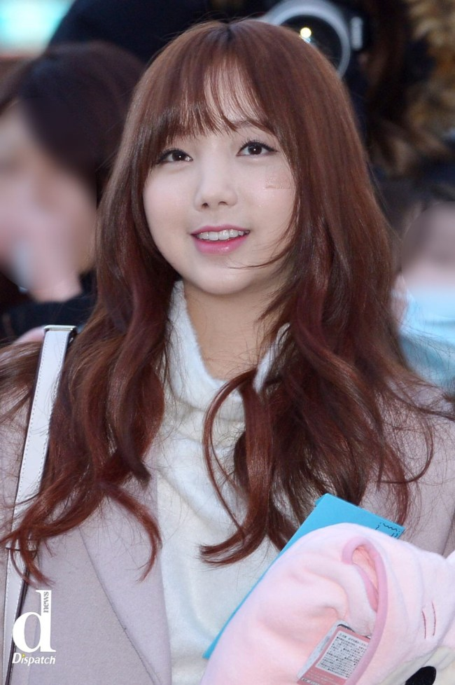 Image: Lovelyz Kei / Dispatch