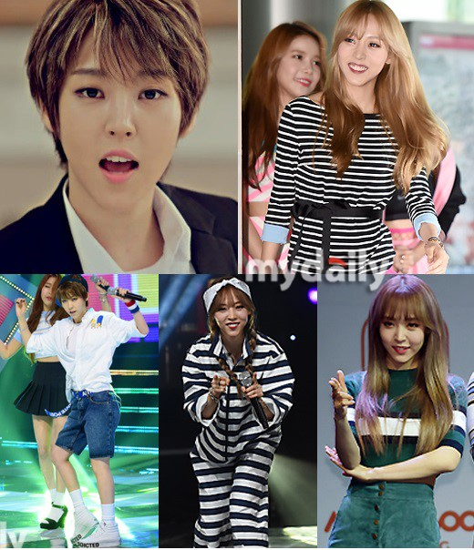 Image: MAMAMOO Moonbyul / My Daily