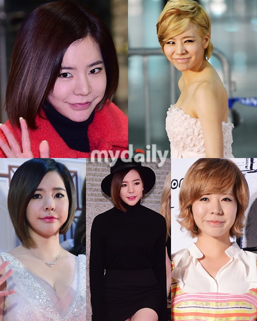Image: Girls' Generation Sunny / My Daily