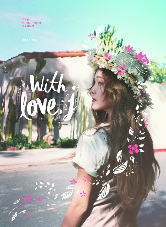 Image: Jessica With Love EP / Coridel Entertainment