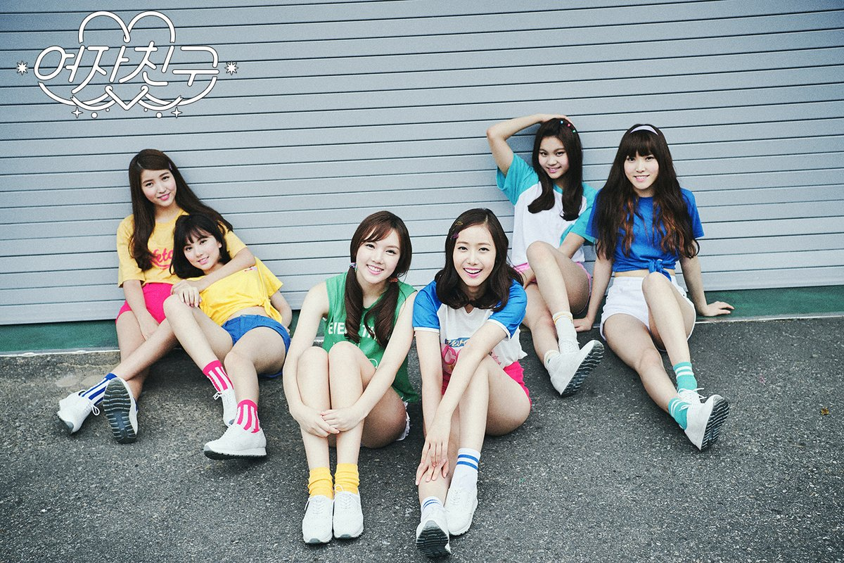 G-Friend Official Twitter