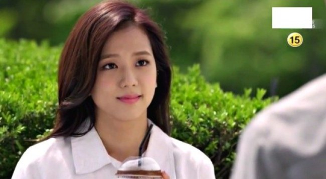 Image: Kim Jisoo's cameo in drama Manufacturer / KBS2