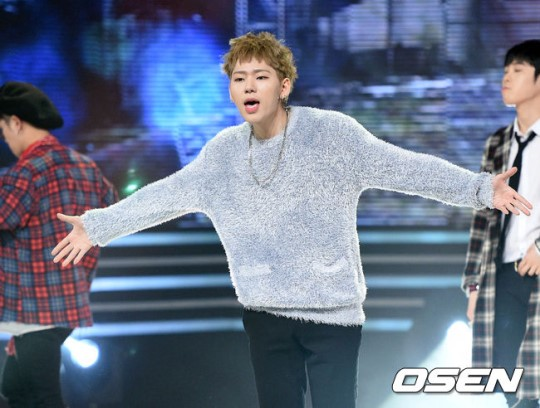 Image: Block B Zico / Photo by OSEN