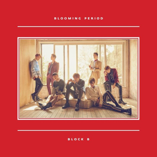 Block B Blooming Duration / Seven Seasons